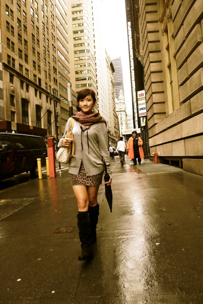 Eryn In New York