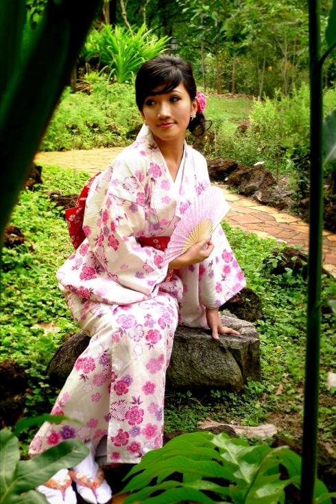 Eryn Kimono 5