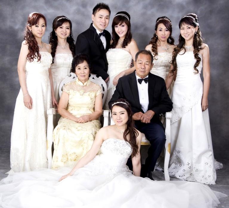 Family Portrait 7