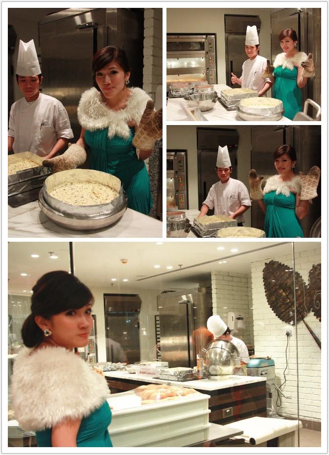 bld cake making