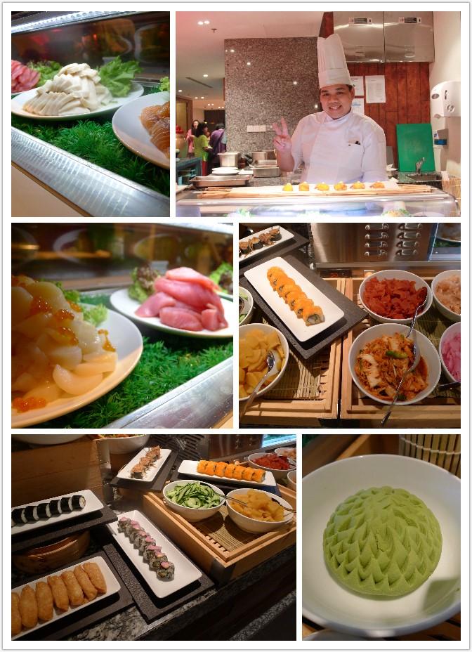 bld sushi bar