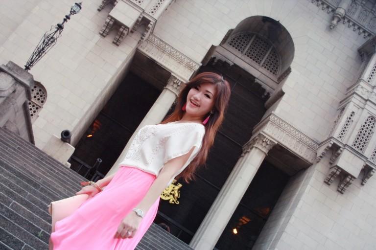 Neon Pink 7