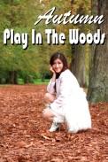 versailles girl in the woods