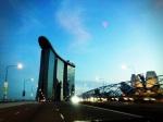 Dining Experience at Sky on 57 [Marina Bay Sands]
