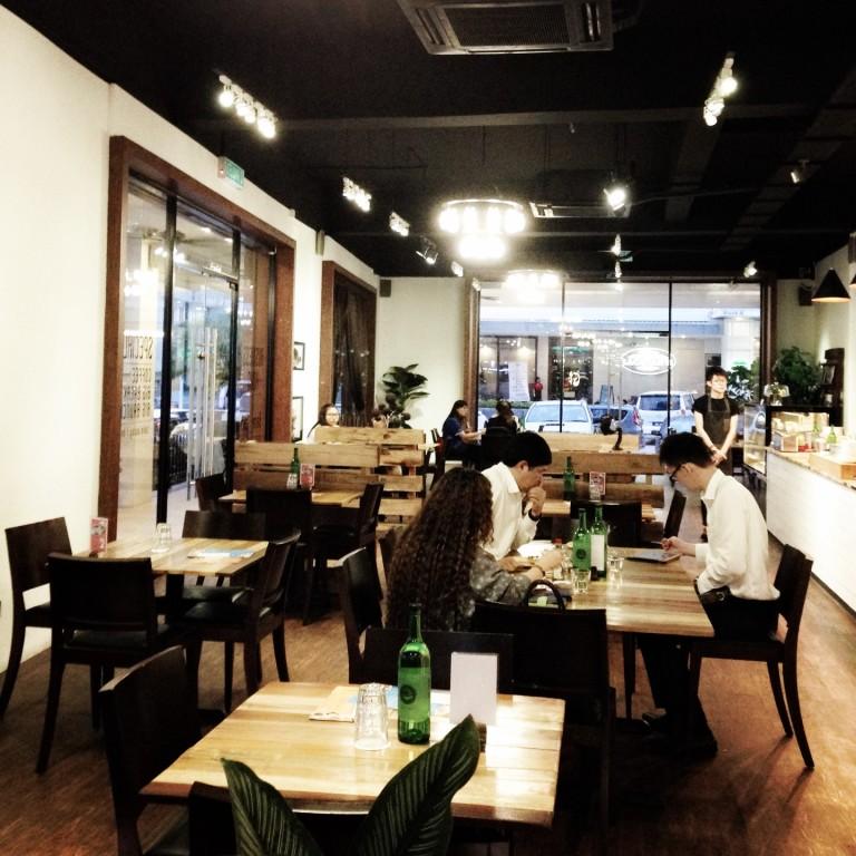 Be Cafe 16