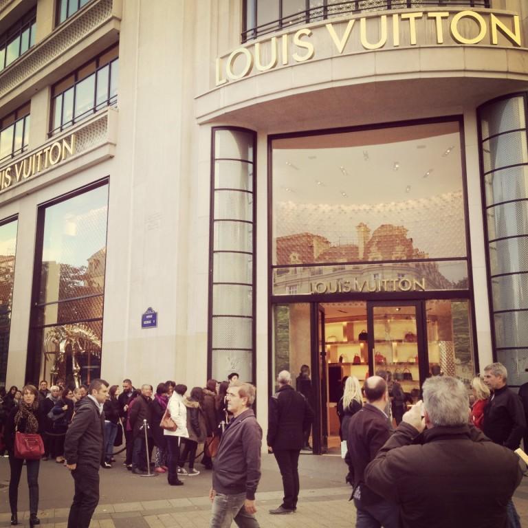 LV Paris Millionmars 1