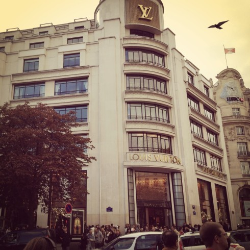 LV Paris Millionmars