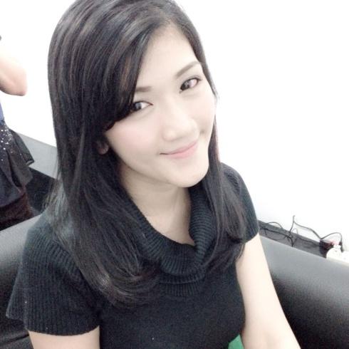 hair girl asian
