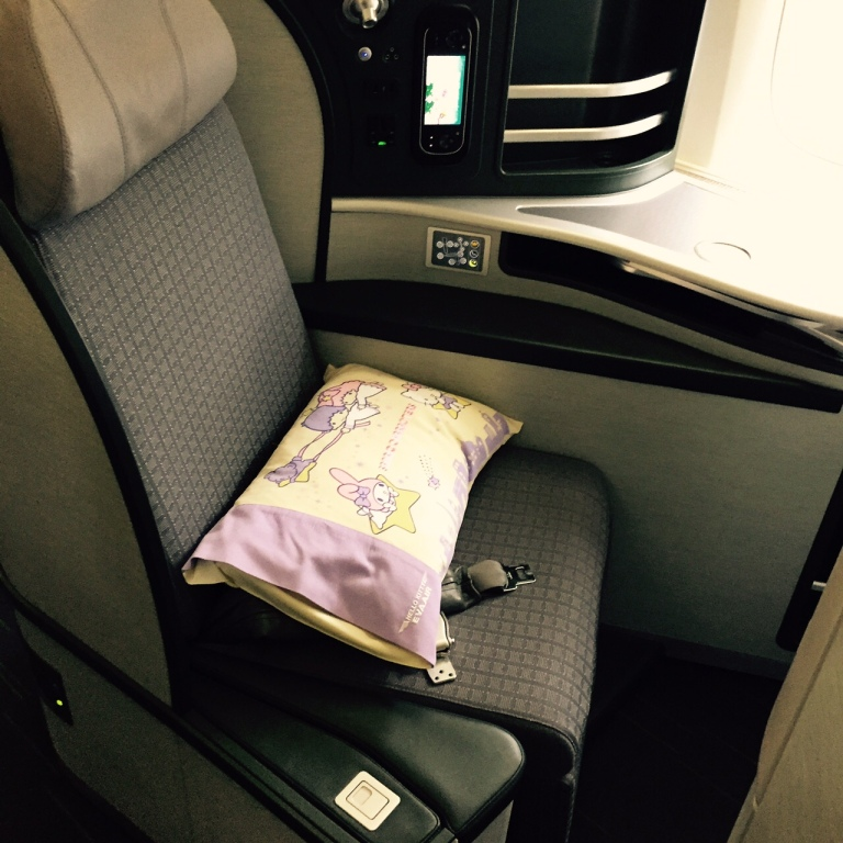 eva air hello kitty royal laurel class