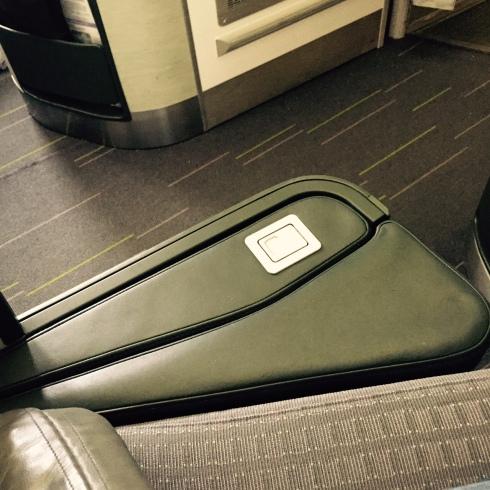 eva air arm rest
