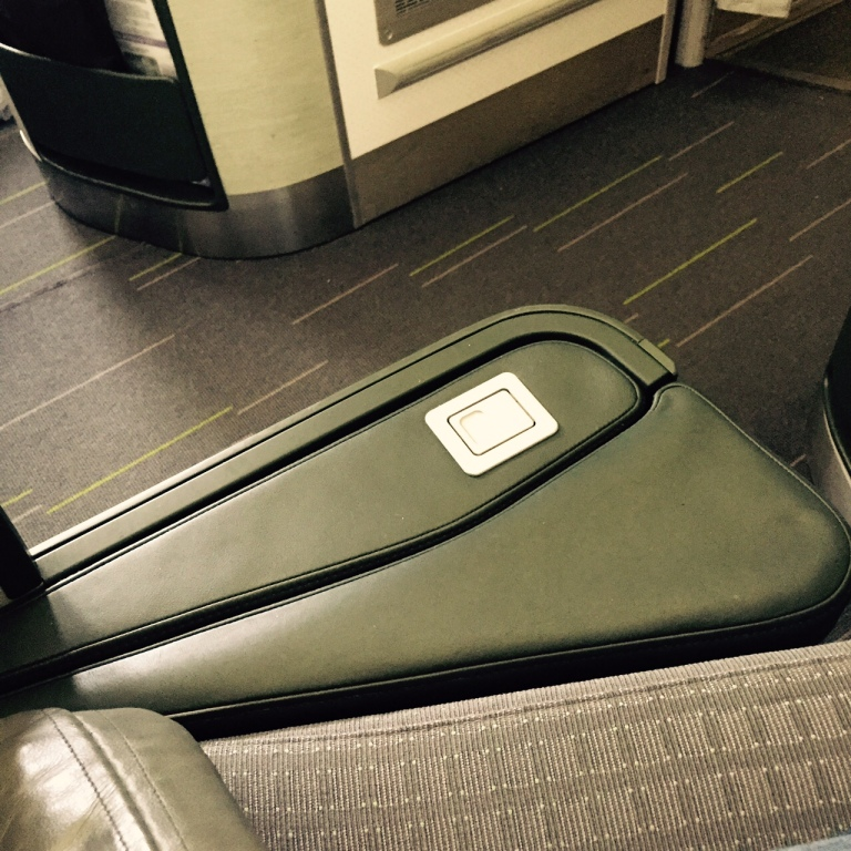 eva air arm rest