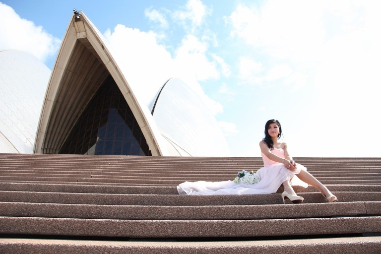 Millionmars Sydney Fashion Shoot 13