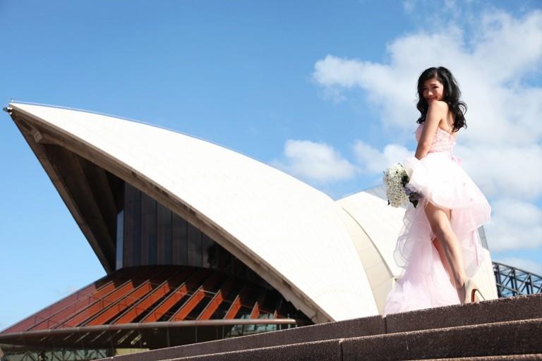 Millionmars Sydney Fashion Shoot 16
