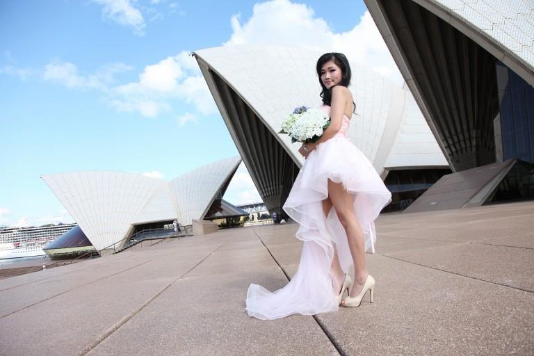 Millionmars Sydney Fashion Shoot 7