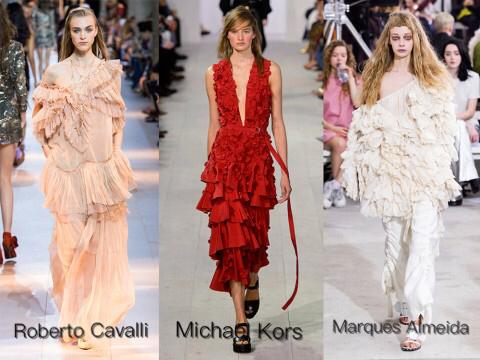 spring fashion trend 2016 ruffles