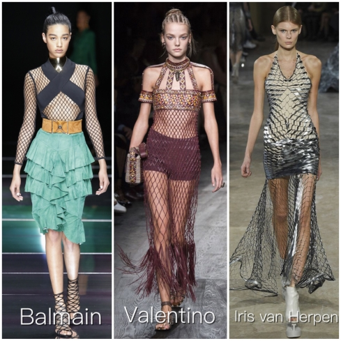 spring fashion trend 2016 fishnet