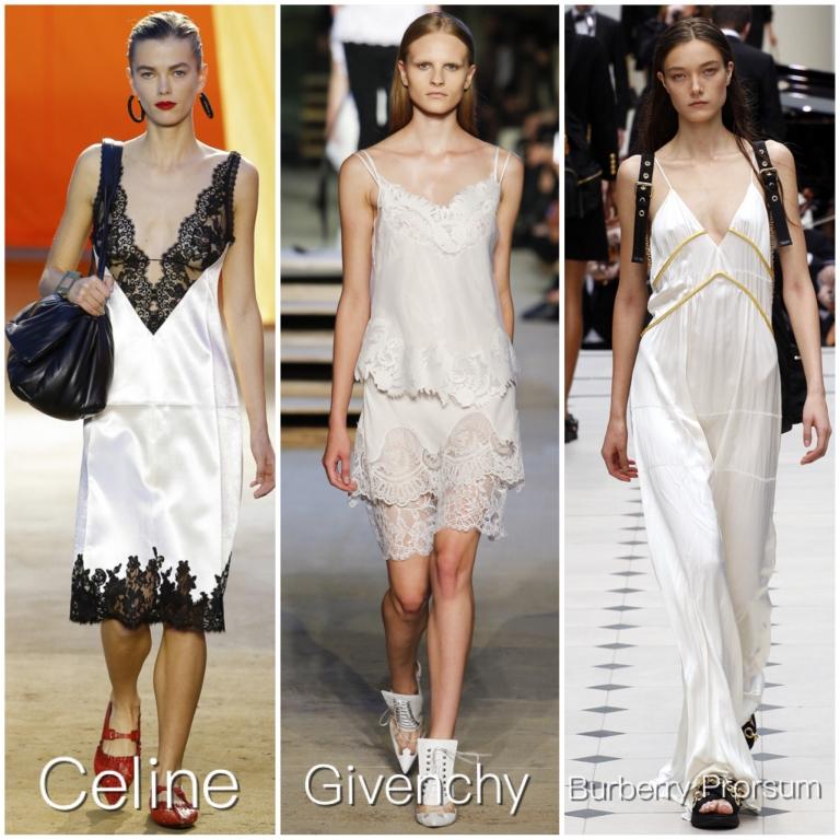 spring fashion trend 2016 slip dress