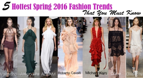 Spring 2016 Fashion Trend copy