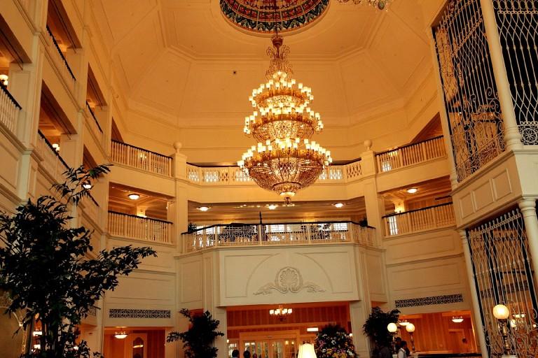 HK Disneyland Hotel Millionmars 21