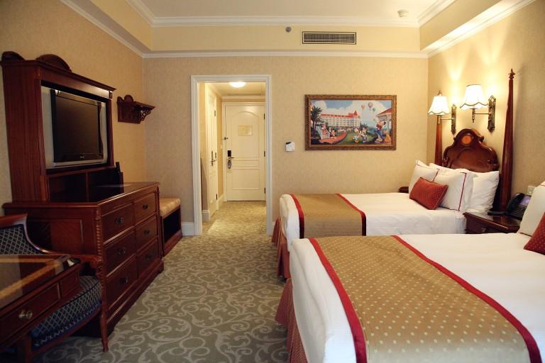 HK Disneyland Hotel Millionmars 5