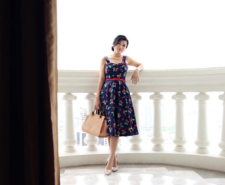 Strawberry Vintage Dress Millionmars 4