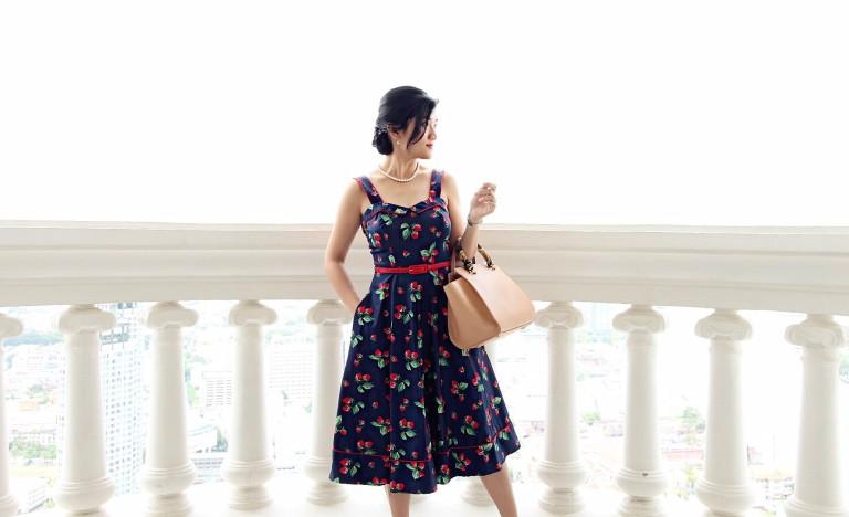 Strawberry Vintage Dress Millionmars 5