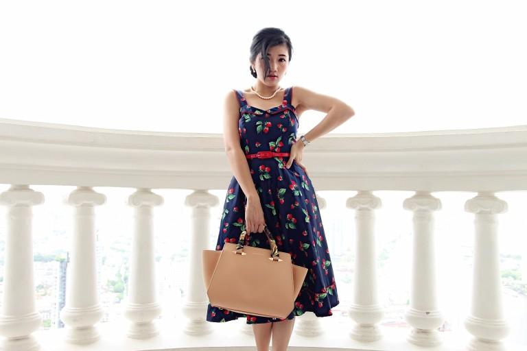 Strawberry Vintage Dress Millionmars 7