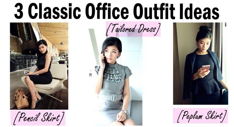 Classic Office Outfits