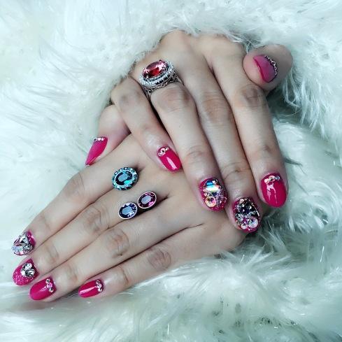 Millionmars Prisca De Nails