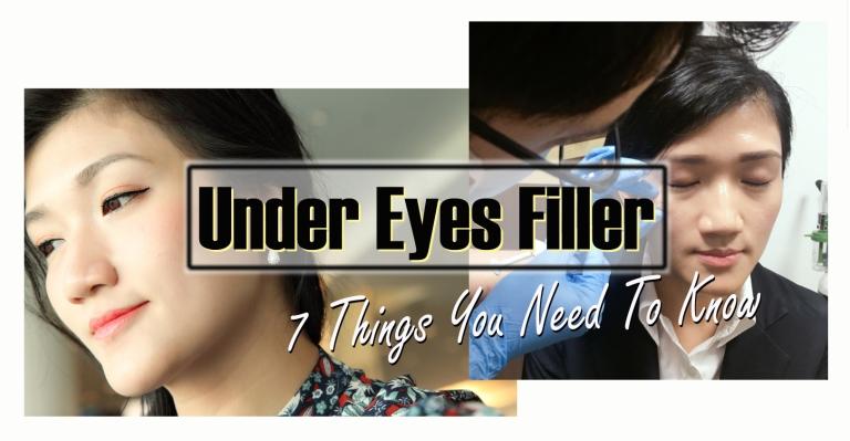 Under Eyes Filler